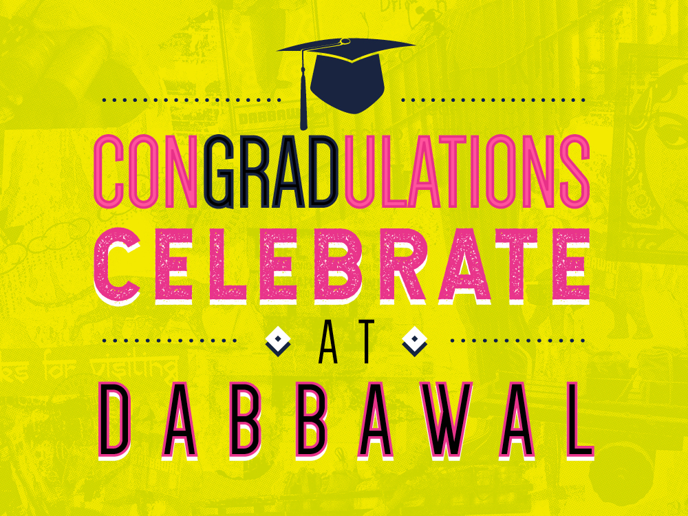 congradulations  celebrate at dabbawal  u00bb dabbawal